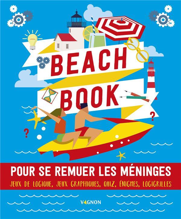 Beach book ; pour se remuer les méninges