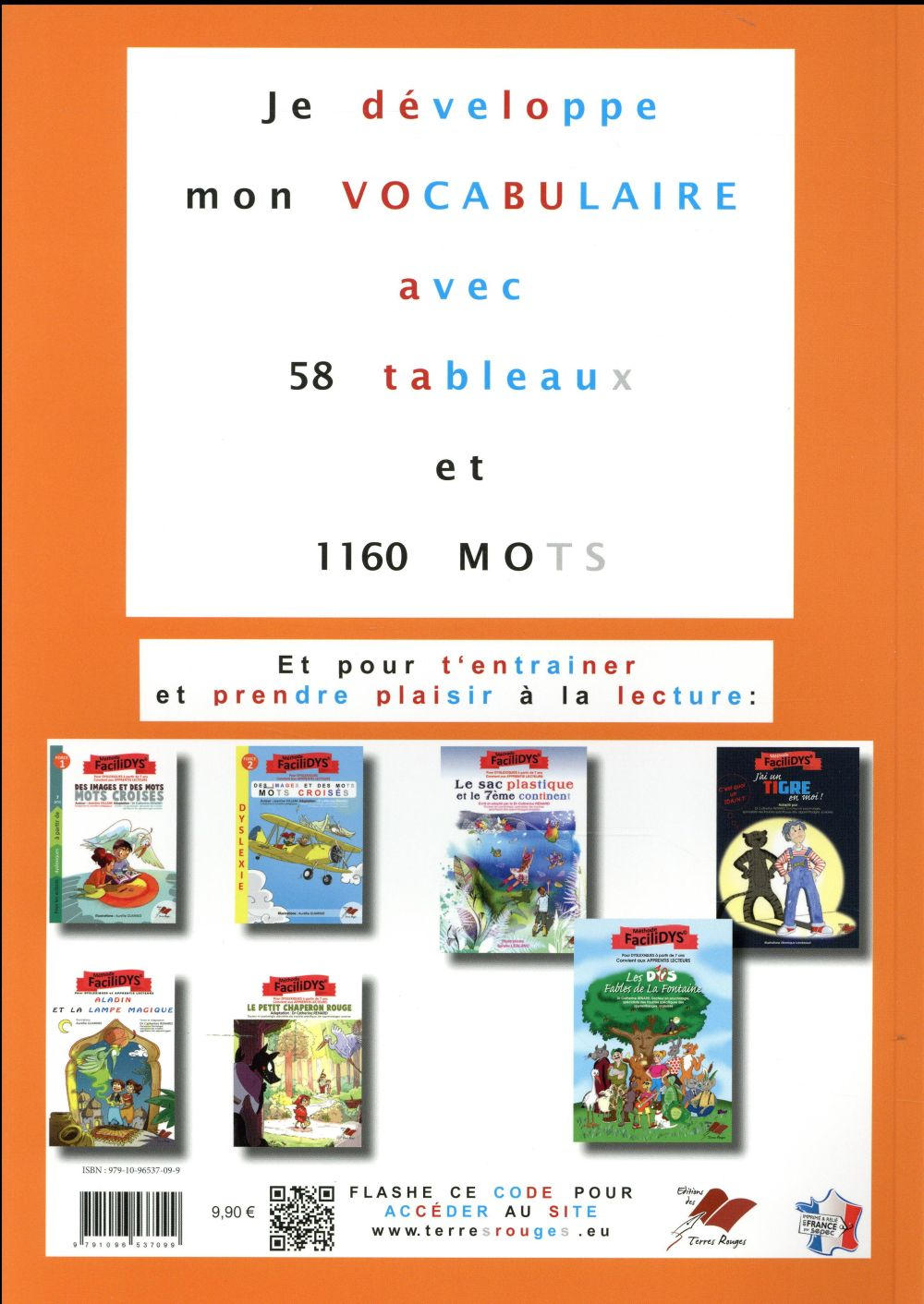 Jeux des catégories ; développe ton vocabulaire !