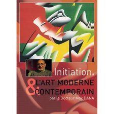 INITIATION A L'ART MODERNE ET CONTEMPORAINE - DVD
