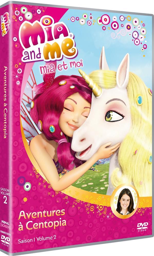 Mia and Me - Saison 1, Vol. 2 : Aventures à Centropia