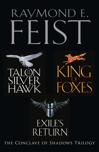 The Complete Conclave of Shadows Trilogy