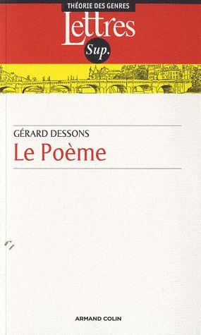 Le poème (2e édition)