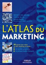 Vente Livre Numérique : L'atlas du marketing - 2011/2012  - Corinne Billon - Nathalie Van Laethem - Olivier Bertin