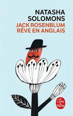 Couverture de Jack rosenblum rêve en anglais