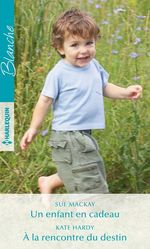 Vente Livre Numérique : Un enfant en cadeau - À la rencontre du destin  - Kate Hardy - Sue MacKay