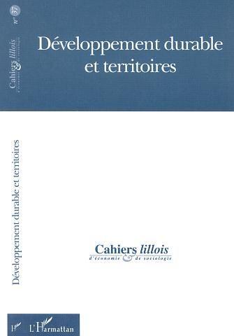 DEVELOPPEMENT DURABLE ET TERRITOIRES  - Frédéric Héran