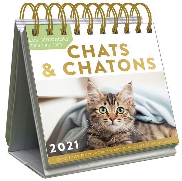 Le grand almaniak chats & chatons (édition 2021)