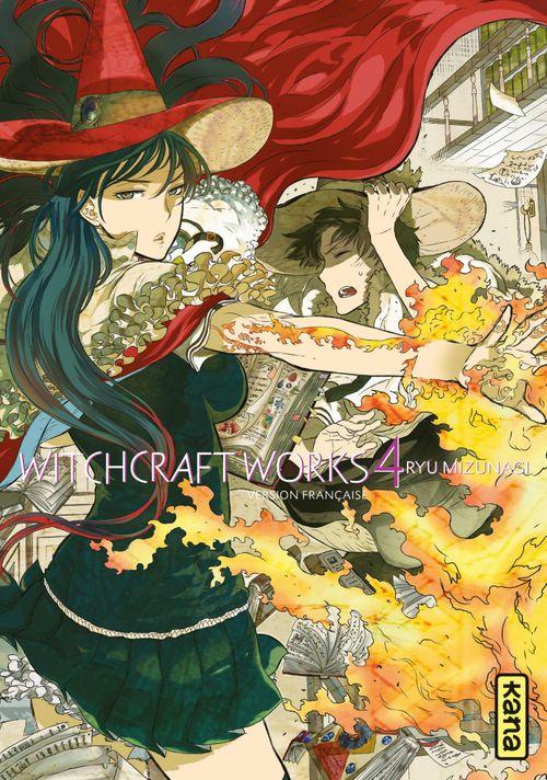 Witchcraft Works - Tome 4  - Ryu Mizunagi