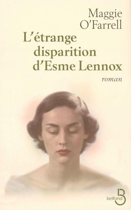 L'Etrange disparition d'Esme Lennox