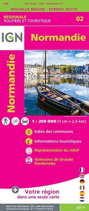 NR02 ; Normandie