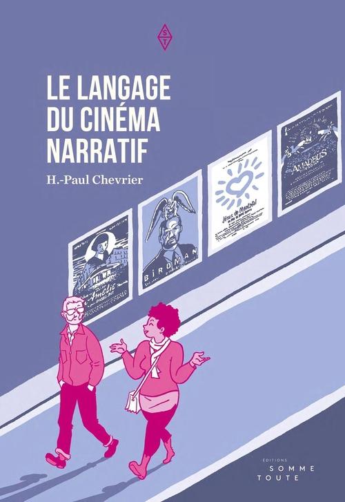Le langage du cinéma narratif