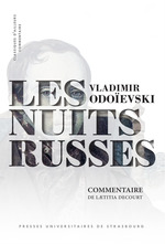 """Vladimir odoievski, """"les nuits russes"""" - 1844  - Decourt Laetitia - Lætitia Decourt"""