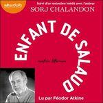 Vente AudioBook : Enfant de salaud  - Sorj Chalandon