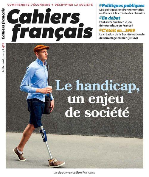 Le handicap, un enjeu de société