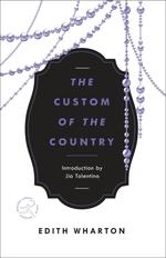 Vente Livre Numérique : The Custom of the Country  - Edith Wharton