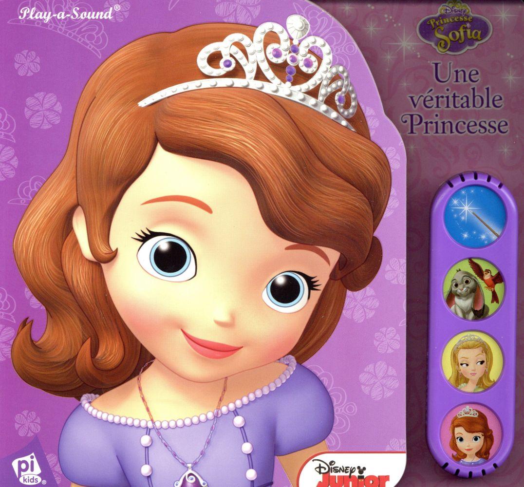 Princesse Sofia ; une véritable princesse