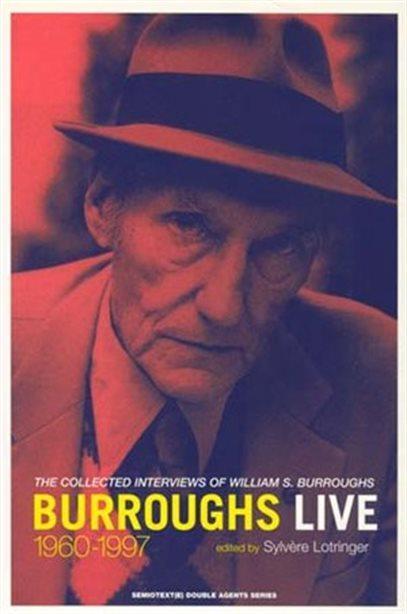 William s burroughs live /anglais