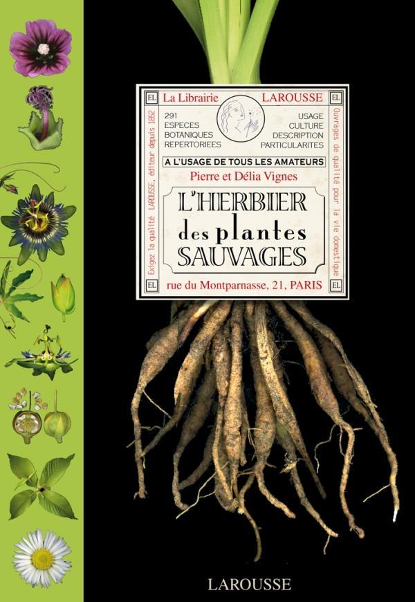 L'herbier des plantes sauvages (édition 2011)