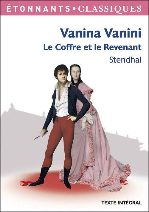Vanina Vanini ; le coffre et le revenant