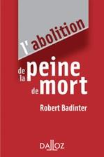 Vente EBooks : L'abolition de la peine de mort  - Robert Badinter