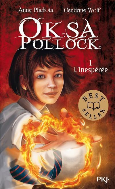 PLICHOTA/WOLF - OKSA POLLOCK - TOME 1 L'INESPEREE - VOL01