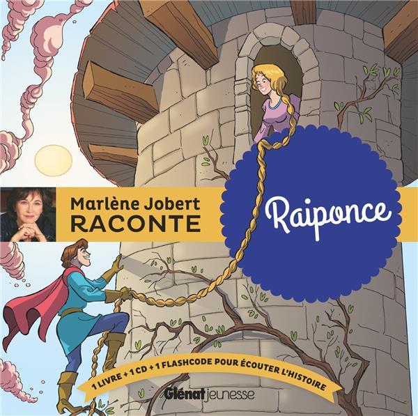 Marlène Jobert raconte ; Raiponce
