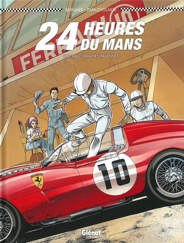 24 heures du Mans T.8 ; 1961-1963