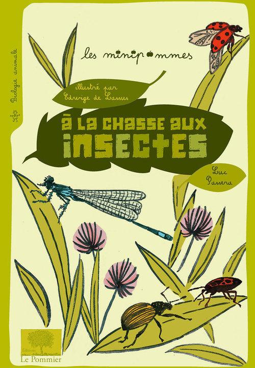 à la chasse aux insectes !