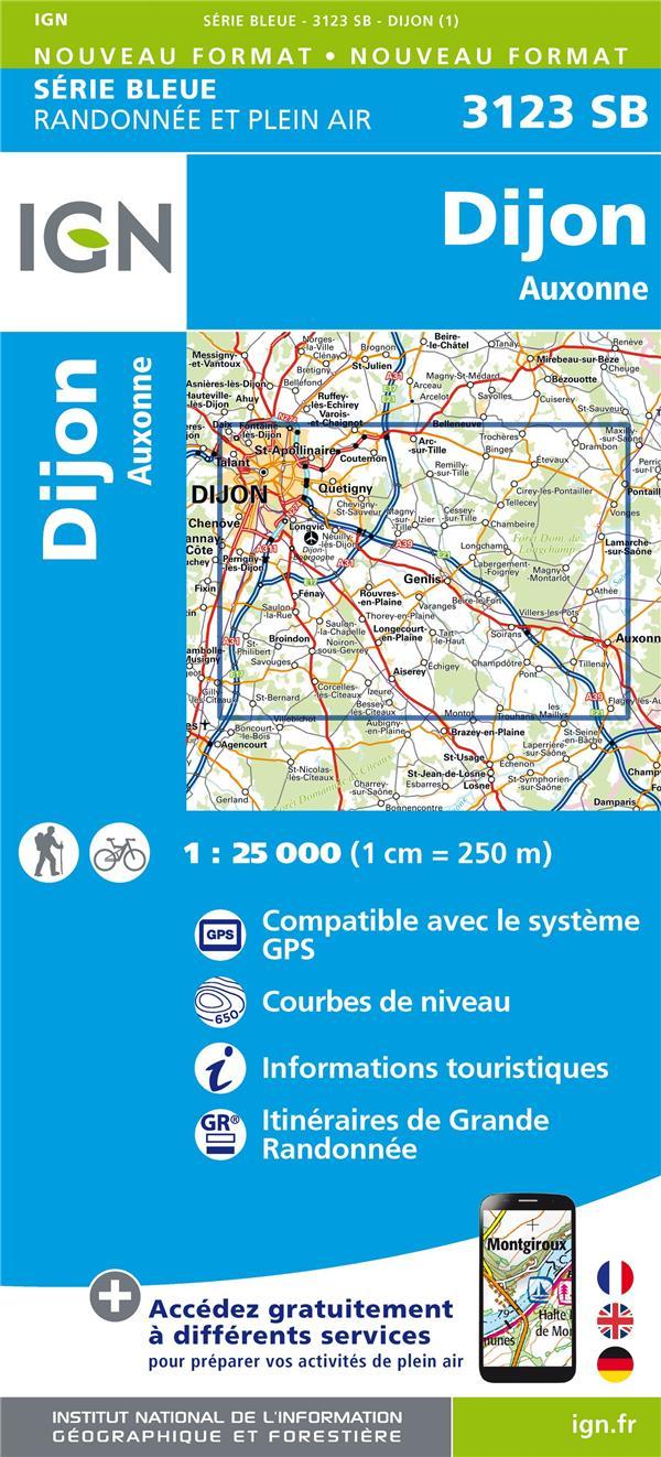 3123SB ; Dijon, Auxonne