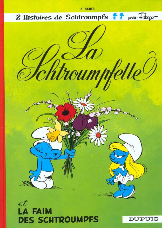 Les Schtroumpfs T.3 ; La Schtroumpfette