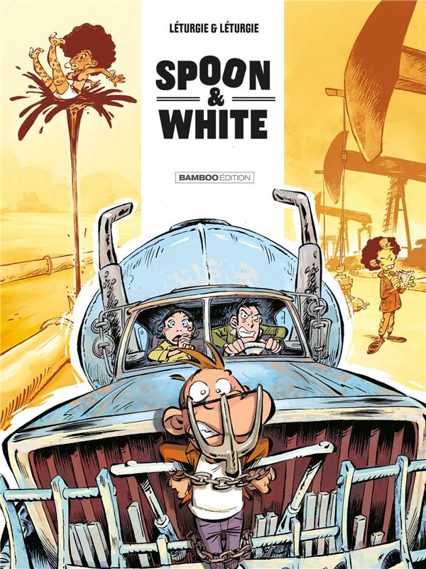 Spoon & White T.9 ; road'n'trip