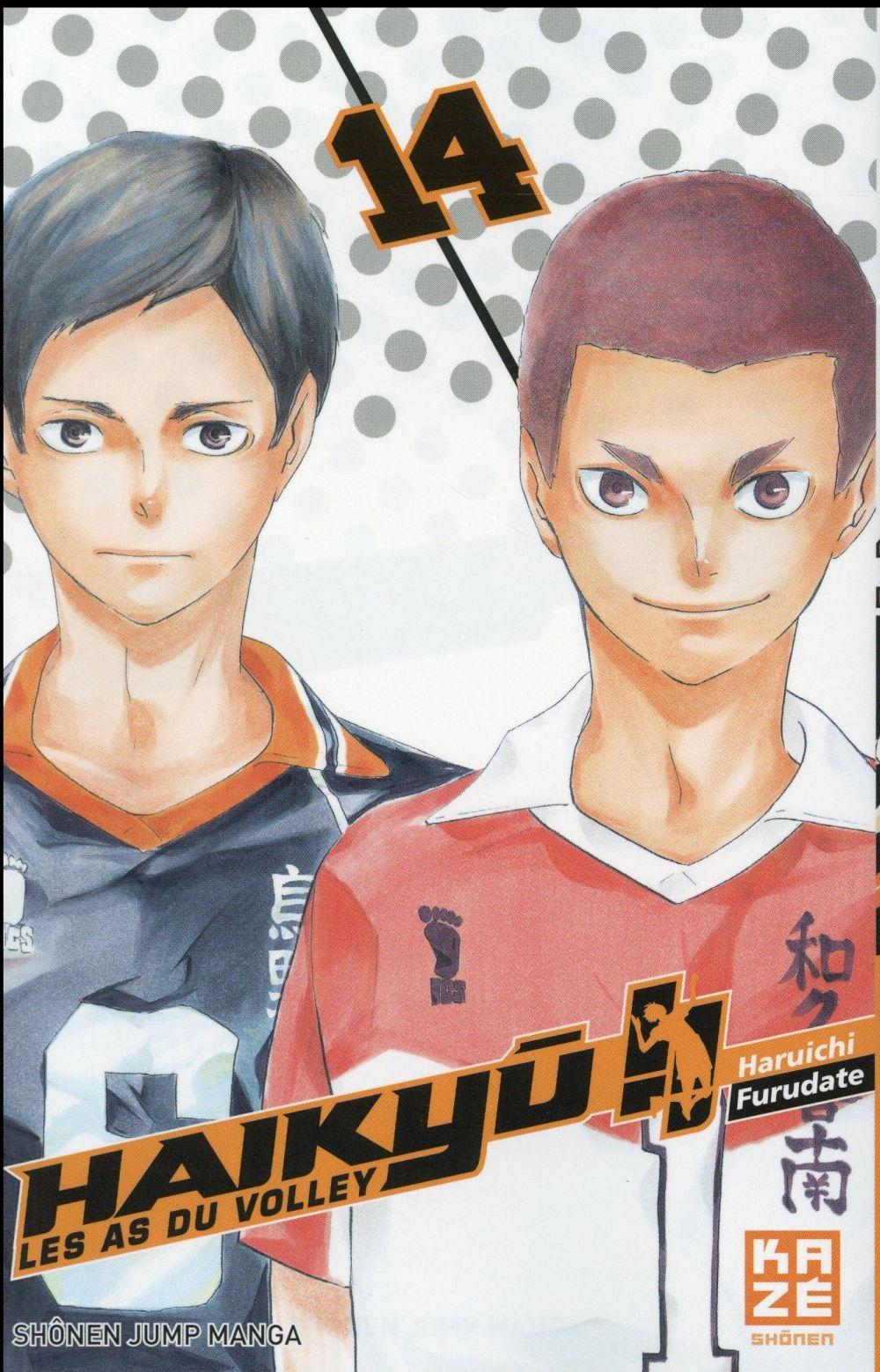 Haikyu !! Les As Du Volley T.14
