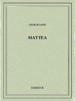 Vente Livre Numérique : Mattea  - George Sand