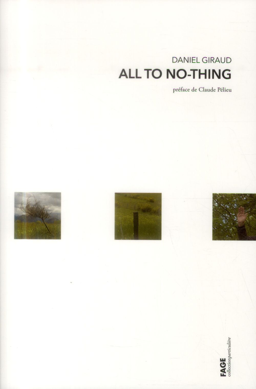 All to no-thing