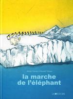 Couverture de La Marche De L'Elephant