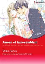 Vente Livre Numérique : Amour et faux-semblant  - Susanne McCarthy - Shion Hanyu