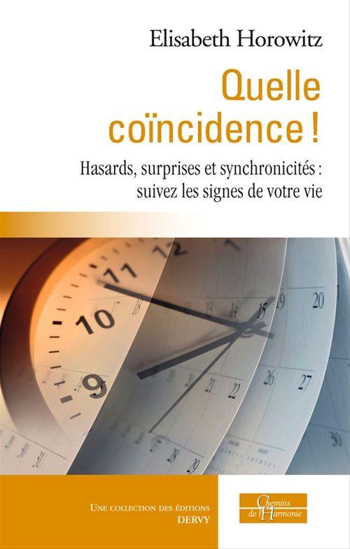 Quelle coïncidence !