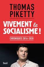 Vente EBooks : Vivement le socialisme !  - Thomas Piketty