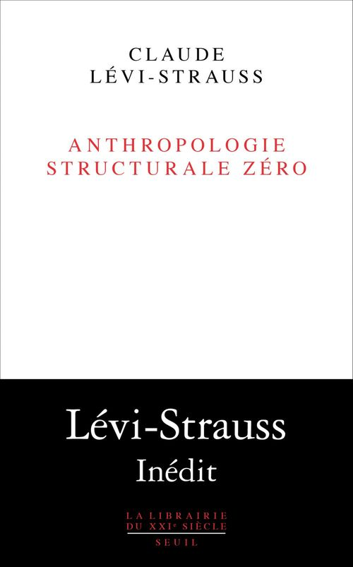 Anthropologie structurale zéro