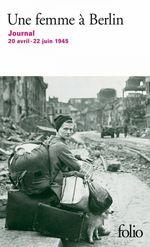 Vente Livre Numérique : Une femme à Berlin. Journal 20 avril-22 juin 1945  - Anonymes