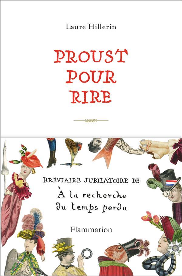 Proust pour rire ; bréviaire jubilatoire de