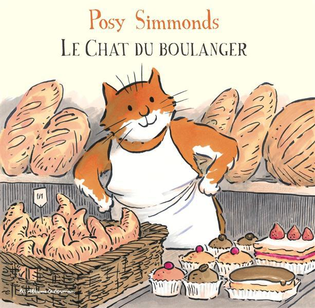Le chat du boulanger