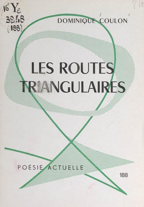 Les routes triangulaires
