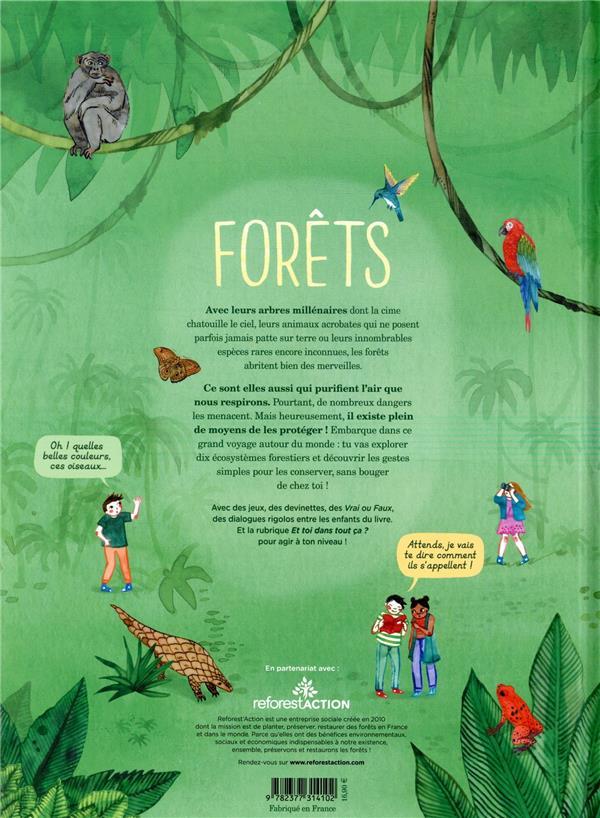 forêts ...et comment les préserver