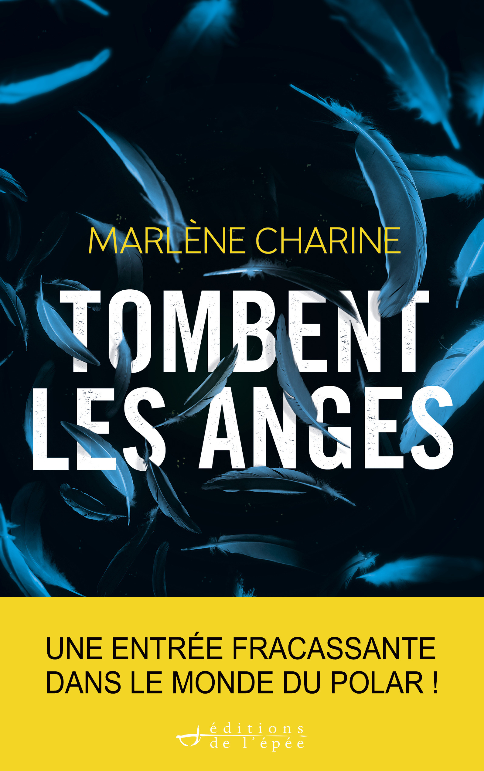Tombent les anges - Prix du Polar romand 2020