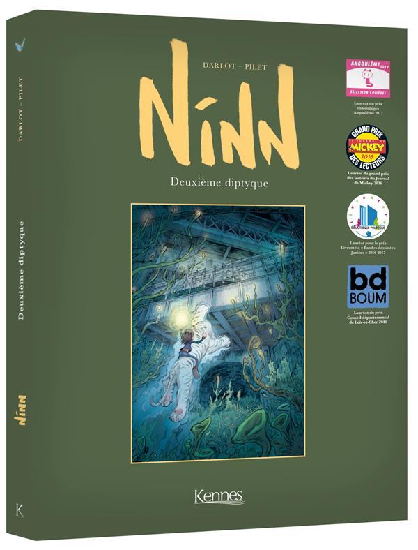 Ninn ; COFFRET VOL.2 ; T.3 ET T.4