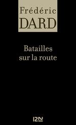 Vente Livre Numérique : Batailles sur la route  - Frédéric Dard
