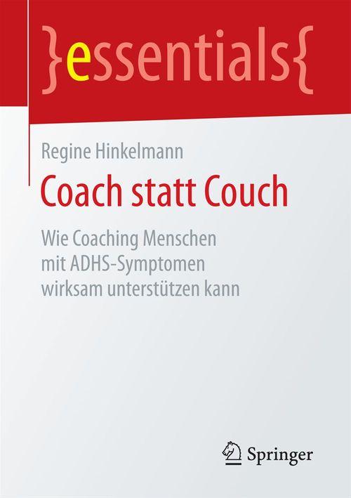 Coach statt Couch  - Regine Hinkelmann