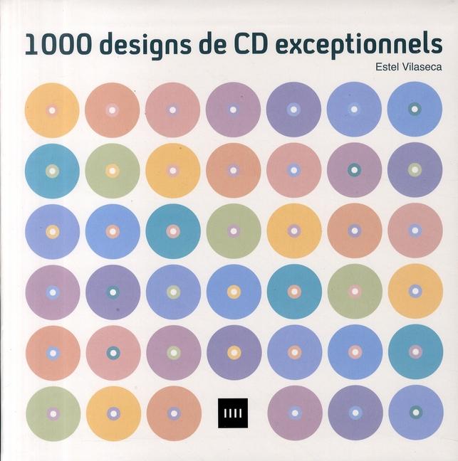 1000 designs de CD exceptionnels