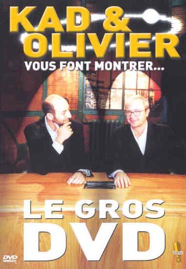 Kad & Olivier - Le gros DVD
